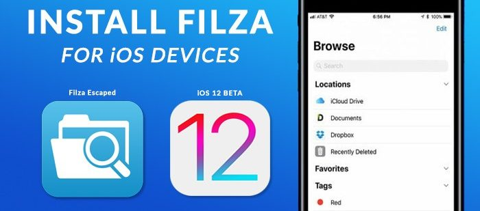 Filza for iOS | Download Filza on iPhone/iPad No Jailbreak