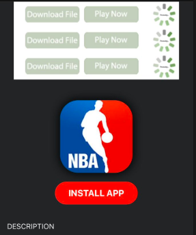 Install NBA++ on iOS (TweakBox)