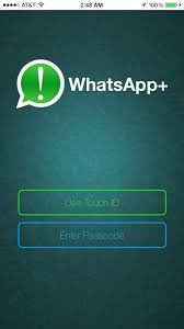 WhatsApp++ Installed n iOS