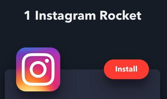 Instagram Rocket | Download Rocket for Instagram on iPhone