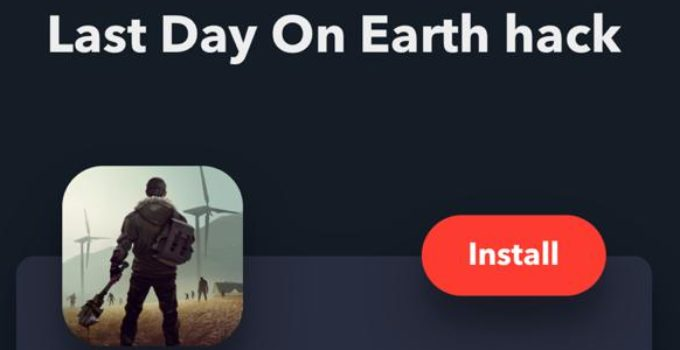 last day on earth hack tweakbox