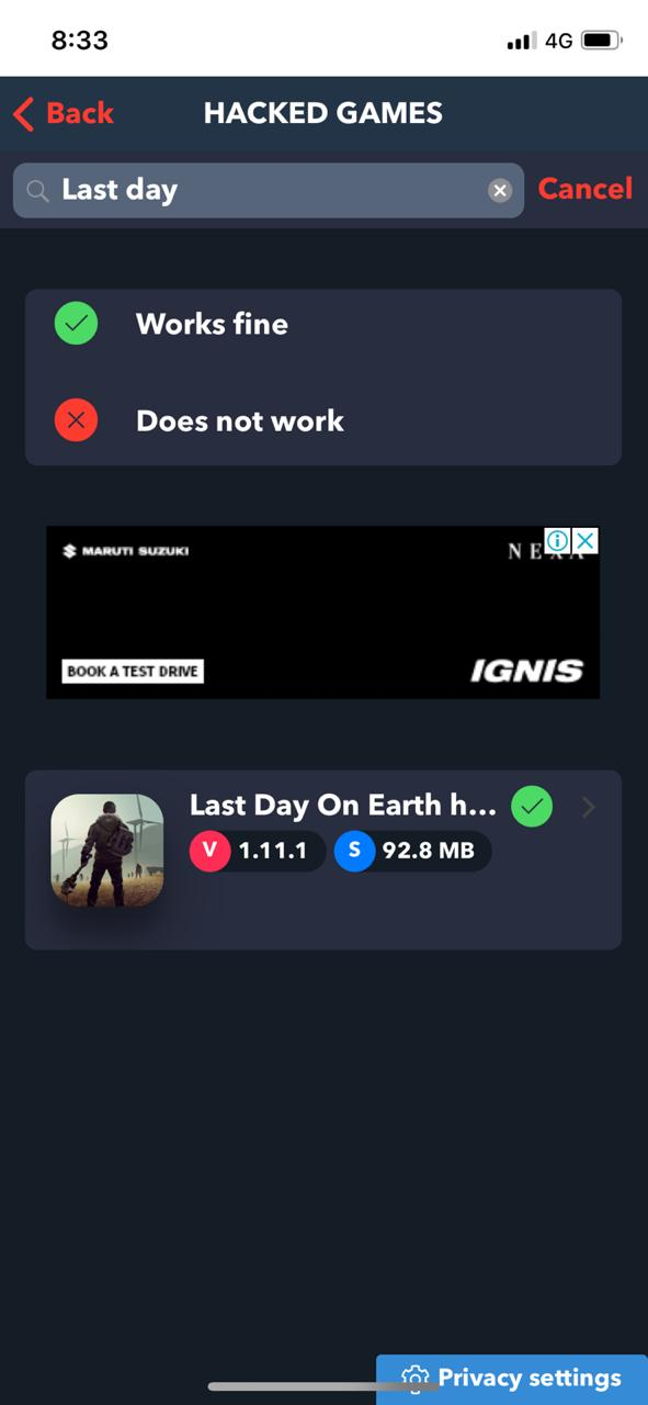 latest last day on earth hack