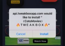 Download CotoMovies on iOS using TweakBox