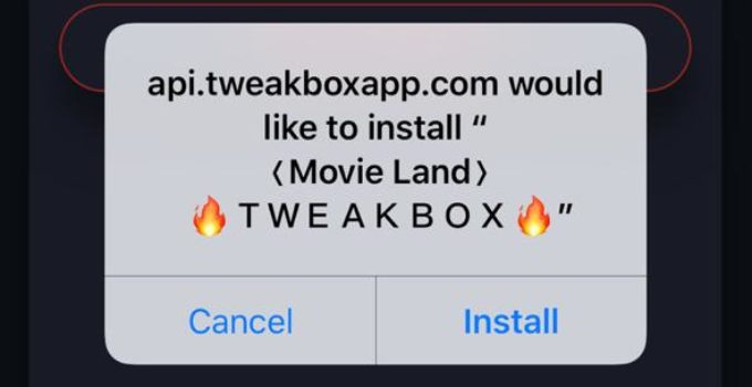 Updated Movie Land on TweakBox