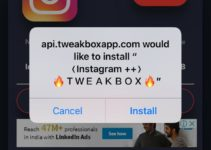 instagram ++ iOS tweakbox