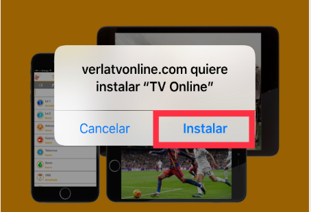 TV ESPANA on iOS