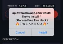 Garena Free Fire Hack iOS - TweakBox