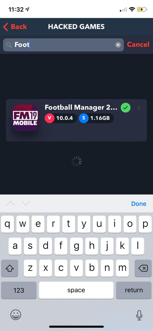 FMM 2019 Hack - TweakBox App